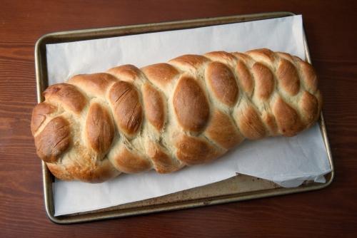 challah bread pan